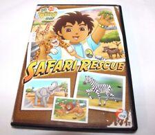 Go, Diego, Go - Safari Rescue (DVD, 2007)