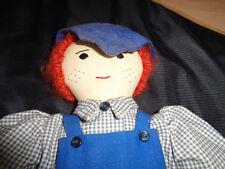 """Unbranded 14"""" Plush Boy Doll"""