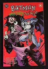 BATMAN DARK JOKER THE WILD ELSEWORLDS DC (1994) 1st Print Near Mint Unopened