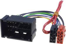 CABLE ADAPTADOR CONECTOR RADIO OEM A ISO ALFA ROMEO, DODGE, FIAT- 500, JEEP
