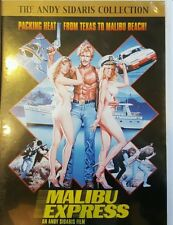 Malibu Express (DVD, 2002) READ DETAILS FIRST DARBY HINTON