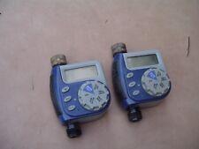 2 Orbit Model 27729 Digital Water Timers