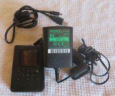Sony Walkman Atrac-AD MP3 In Black Working