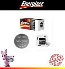 Energizer Montre Batterie 395/399 Sr57 / Sr927sw Pile Bouton oxyde D'argent