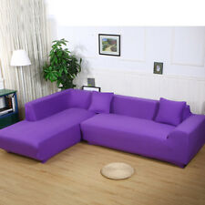 US 1 2 3 4 Elastic Sofa Cover Slipcover Set Couch Stretch Arm Chair Loveseat