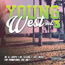 YOUNG WEST VOL. 3 – TAYF3RD-SNOOP DOGG-TEEFLII-TY DOLLA SIGN-ERIC BELLINGER-SAGE