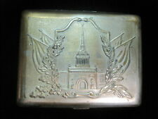 Old Cigarette Case. Russia, USSR.
