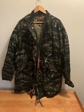 Alpha Industries Defender Tiger Camo Fishtail Parka with Liner XL New With Tags