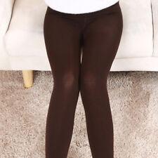 Womens Super Elastic Plush Cashmere Leggings Thick Warm Winter Pants Trousers