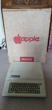 More details for apple iie computer plus 2 disk drives, manuals/software/cards/joysticks bundle