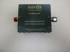 narda Loral CEL8450RD CellGuard Continuous Power & VSWR Monitor