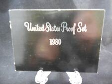 1980 UNITED STATES 6-COIN PROOF SET ORIGINAL PACKAGING