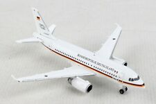 HE533409 HERPA WINGS LUFTWAFFE AIRBUS A319 1/500 DIE-CAST MODEL AIRPLANE