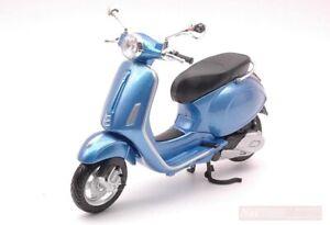 MAISTO,VESPA Primavera 150 Bleue,MST32721BL