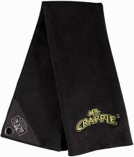 "Buck Knives 95080 Mr. Crappie Black Fishing Towel 24.8"" x 14.6"""