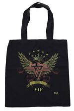 Van Halen 2007 Tour Original Concert Vip Gift Tote Bag & 2015 Tour Key Chain