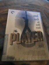 The Player (DVD, 1997 The Criterion Collection)**FACTORY SEALED**FREE SHIPPING**