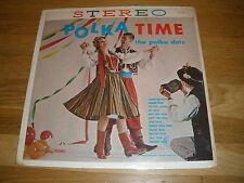 THE POLKA DOTS polka time LP Record - sealed