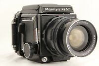 【 EXC+5 】 MAMIYA RB67 Pro Medium Format w/ SEKOR 65mm f/4.5 Lens from JAPAN