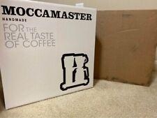 Technivorm Moccamaster KBG741 Coffee maker - Silver - 10 cup glass carafe