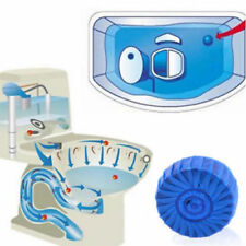 1x Toilet Cleaner Bowl Automatic Block Antibacterial Cleaning Deodorizer Clean