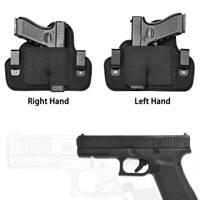 Tactical IWB Gun Holster Neoprene Concealed Carry Holster for Full Size Pistol