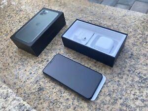 Apple iPhone 11 Pro Max 512GB Midnight Green (Unlocked)