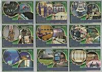 Star Trek Enterprise S1 - 22nd Century Technology - Chase Card SET (9) - NM