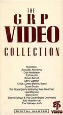 VHS: THE GRP VIDEO COLLECTION