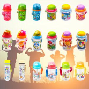 Kids Children Toddler Drinking Water Bottle BPA Free Kids Water Bottle
