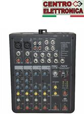 Mixer Audio Montarbo Fiveo F62X con Multi Effetti Echo