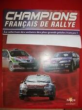 numéro 27 renault 5 R5 turbo fascicule Booklet champions français de rallye