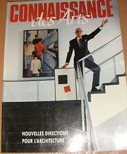 Connaissance des Arts N°437/438 Namuth Art russe Kimbell Design administratif