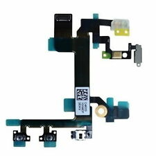 FOR APPLE IPHONE 5S REPLACEMENT VOLUME POWER ON OFF MUTE MIC FLASH FLEX CABLE