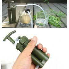 Soldier's Hiking Outdoor Camping Pure Surviva Ceramic Water Filter Purifier