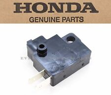 New Genuine Honda Front Brake Stop Light Switch Many Models (See Notes) #K185 A