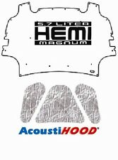 2009 2012 Dodge Ram Truck 1500 Under Hood Cover with M-57L HEMI