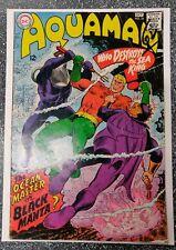Aquaman #35 1st Black Manta