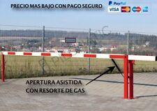 Barriera manuale da 2.500 mm a 5.200 mm di lunghezza