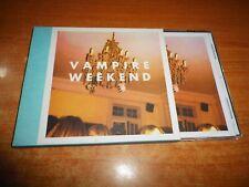 VAMPIRE WEEKEND CD ALBUM CON SOBRECUBIERTA DE CARTON DEL AÑO 2008 MUSICA INDIE