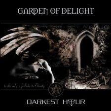 GARDEN OF DELIGHT Darkest Hour (rediscovered 2015) CD Digipack 2015
