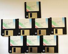 Sierra Leisure Suit Larry V (Disks Only) 3.5 Disk MS-DOS