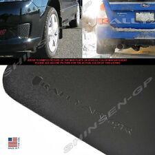 RALLY ARMOR BASIC MUD FLAPS FOR 2003-2008 SUBARU FORESTER w/ BLACK LOGO