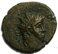 Barbarous Imitation - Tetricus I (A.D. 270-273), AE Antoninianus.