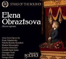 Stars of the Bolshoi Theatre - Elena Obraztsova, New Music