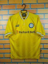 Leeds United jersey Small 1996 1998 home shirt soccer football Puma