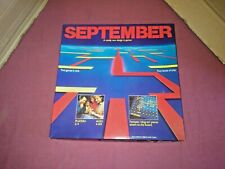 Paradigm Games 1985 SEPTEMBER a Game of Strategy. Used, VGC