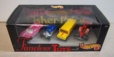 Hot Wheels Timeless Toys Series Ii #23311 Special Edition Set 1:64 Scale