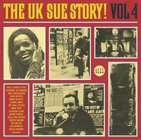 UK SUE LABEL STORY VOLUME 4  Various Artists NEW & SEALED 60s SOUL R&B CD (KENT)