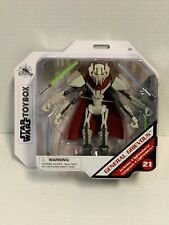New Star Wars TOYBOX General Grievous Disney Store 6